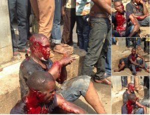 4 Robbers Die In Onipanu Police Station, Lagos State
