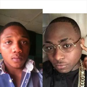 Even The Blind Can Testify!! This Guy Said He Looks Like Davido, True Or False? (See Photo)