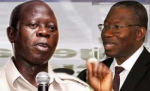 Oshiomhole : Jonathan Threatened To Put Me In A 'Hole'