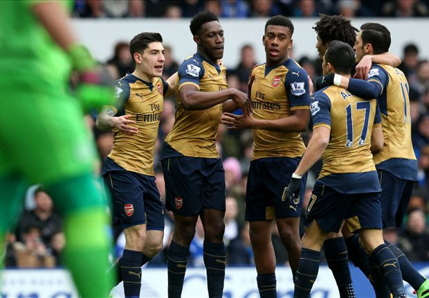 EPL VIDEO: Everton vs Arsenal 0-2 2016 All Goals & Highlights
