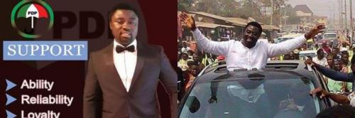 Mercy Johnson's Husband Set to Become Edo Deputy Governor