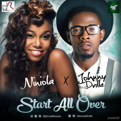 """Music – Niniola X Johnny Drille – """"Start All Over"""""""