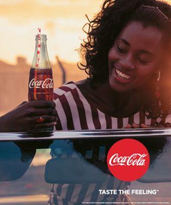 "Coca-Cola – ""Taste The Feeling"" ft. 2Baba & Yemi Alade"