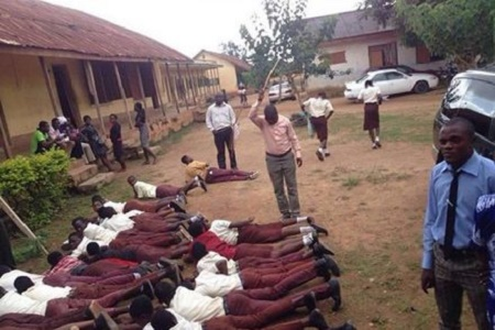 See What Teachers Did to a Whole Class for Refusing to Submit Class Assignment