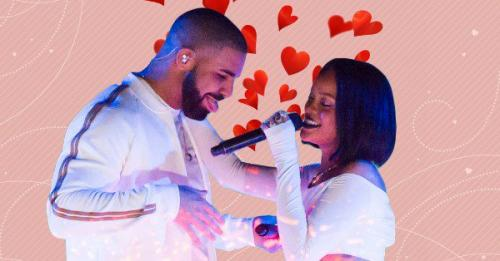Drake And Rihanna Are Officially Dating Again!