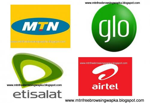 Latest MTN, Glo , Airtel, Etisalat free Browsing Cheats for 2016 November