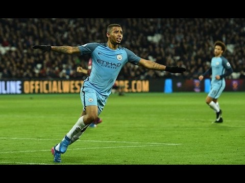 EPL VIDEO: West Ham vs ManchesterCity 0-4 2017 All Goals & Highlights