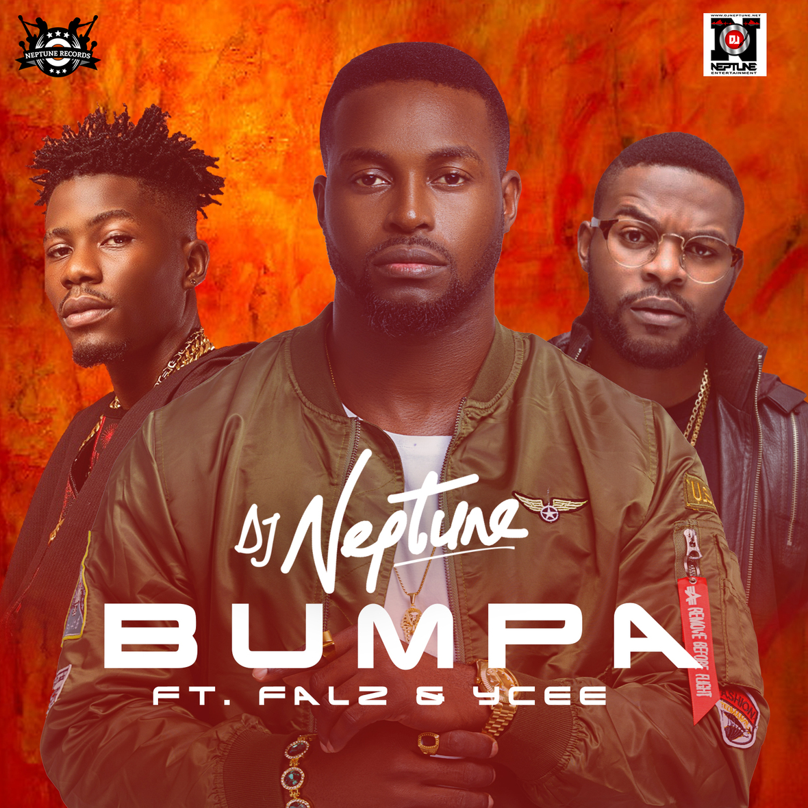 Instrumental: DJ Neptune – Bumpa ft. Falz & Ycee