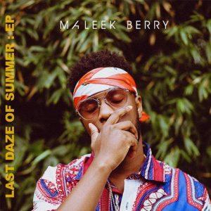 Music: Maleek Berry – Eko Miami ft. Geko