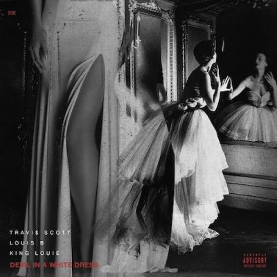 Music: Louis B. – Devil In A White Dress (CDQ) Ft. Travis Scott & King Louie