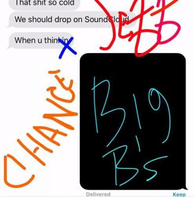 MP3 : Young Thug – Big B's ft Chance The Rapper
