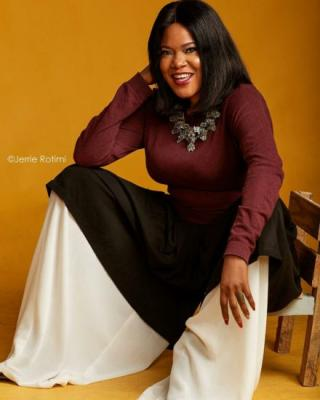 Start Your Day With These Stunning Photos Of Toyin Abraham