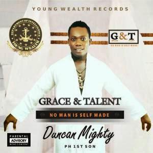 MP3 : Duncan Mighty – SPRAY ME MONEY FT. NOREN