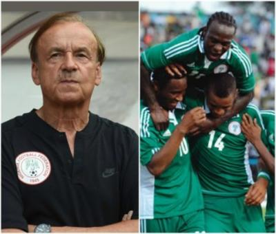 We will beat Iceland and Argentina to qualify – Gernot Rohr