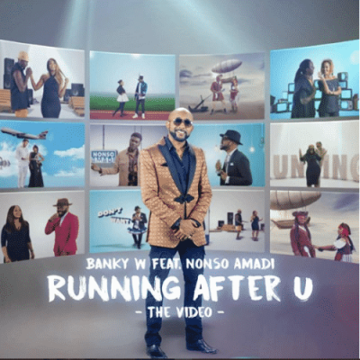 (Video) Banky W X Nonso Amadi – Running After U