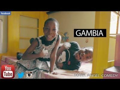 COMEDY VIDEO: Mark Angel Comedy – Gambia