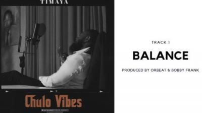 MP3 : Timaya – Balance