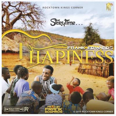 MP3 : Frank Edwards – Happiness