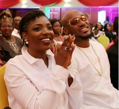 2face And Wife; Annie Idibia, Celebrate Wedding Anniversary In Enviable Fashion