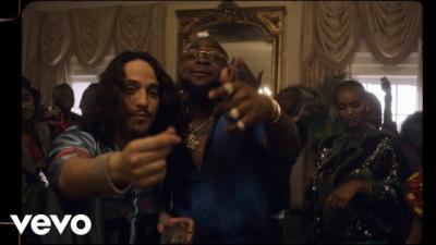 VIDEO: Russ – All I Want ft. Davido
