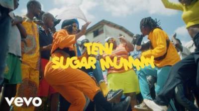 VIDEO: Teni – Sugar Mummy (Starring Eniola Badmus)