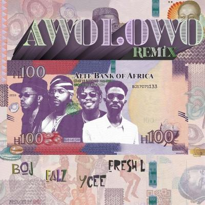 MP3: BOJ – Awolowo (Remix) ft Falz, Ycee X Fresh L