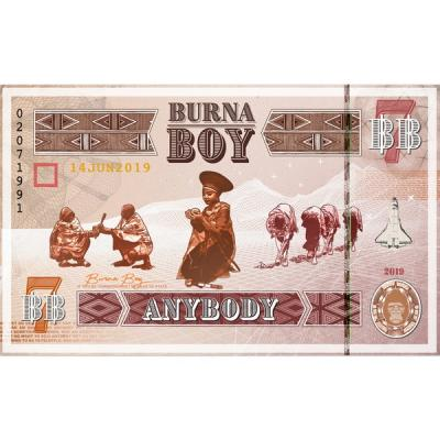 MP3: Burna Boy – Anybody