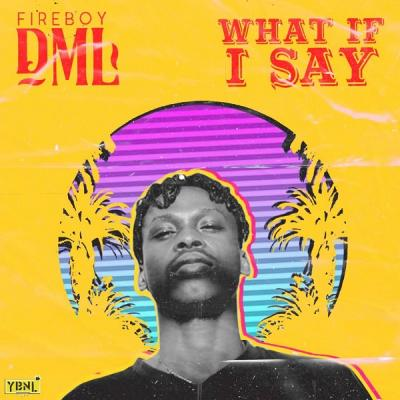 MP3: Fireboy DML – What If I Say