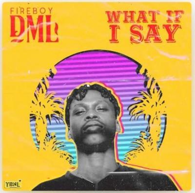 Instrumental: Fireboy DML – What If I Say (Remake Ace Soundz)