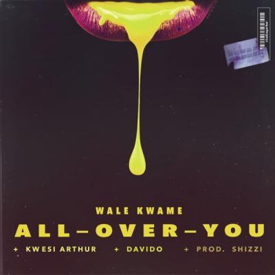 MP3: Wale Kwame – All Over You Ft Davido x Kwesi Arthur