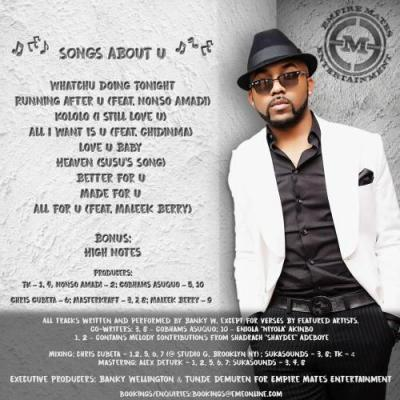 MP3: Banky W – Better for U